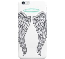 Blessed Angel Wings iPhone Case/Skin