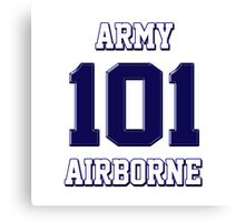 Army 101 Airborne Canvas Print