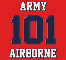 Army 101 Airborne Kids Tee