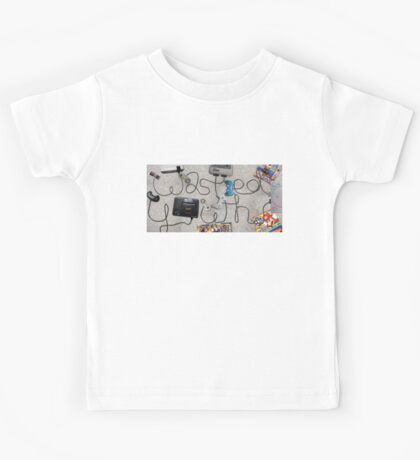 Wasted Youth Kids Tee