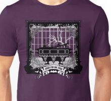 """let me out, let me outta here . . ."" by Topher Adam Unisex T-Shirt"
