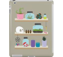 Witch Shelves, The Other Wall iPad Case/Skin