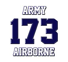 Army 173 Airborne Photographic Print