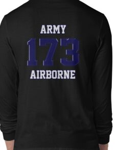 Army 173 Airborne Long Sleeve T-Shirt