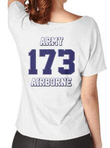 Army 173 Airborne Women's Relaxed Fit T-Shirt