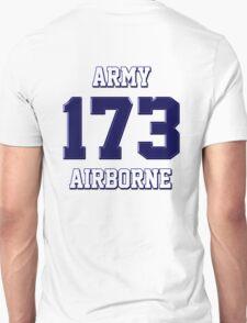 Army 173 Airborne Unisex T-Shirt