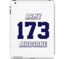 Army 173 Airborne iPad Case/Skin