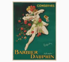 Leonetto Cappiello Affiche Conserves Dauphin Kids Tee