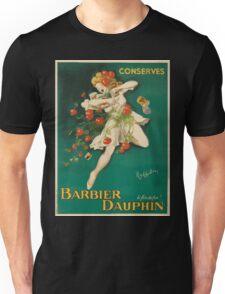 Leonetto Cappiello Affiche Conserves Dauphin Unisex T-Shirt