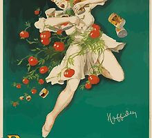 Leonetto Cappiello Affiche Conserves Dauphin by wetdryvac