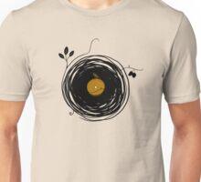 Enchanting Vinyl Records Unisex T-Shirt