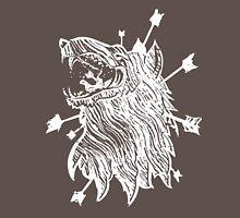 Rebirth & Co. White Wolf Unisex T-Shirt