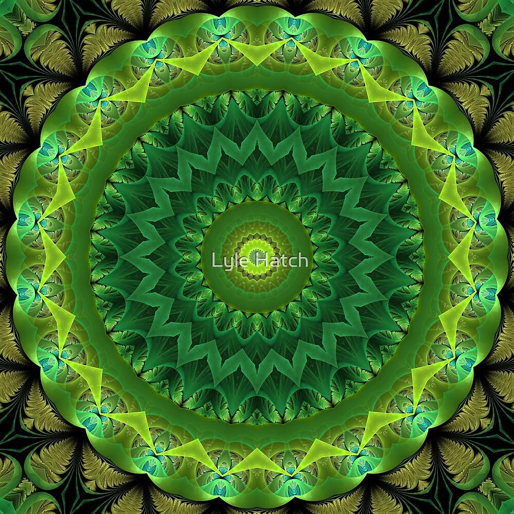 Greenery I by Lyle Hatch
