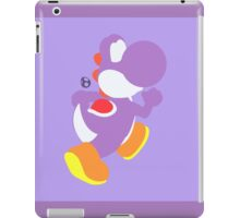 Yoshi (Purple) - Super Smash Bros. iPad Case/Skin