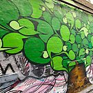 Alley Tree by LJ_©BlaKbird Photography