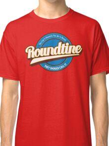 Seinfeld Roundtine Logo tee Classic T-Shirt