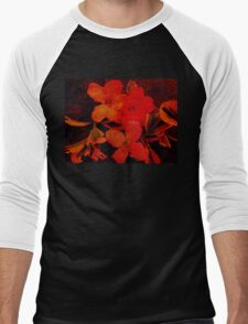 A Study In Scarlet............................Most Products Men's Baseball ¾ T-Shirt