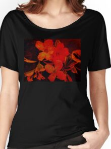 A Study In Scarlet............................Most Products Women's Relaxed Fit T-Shirt