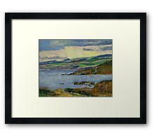 Firth of Clyde Framed Print