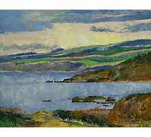 Firth of Clyde Photographic Print