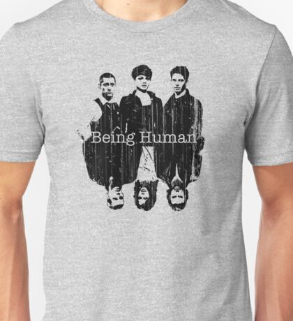 A Vampire, a Ghost and a Werewolf. 2nd Generation Unisex T-Shirt