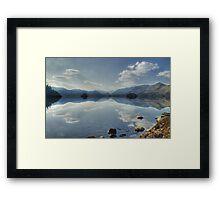 Derwentwater From Friars Crag Framed Print