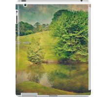 Looking Out on Life iPad Case/Skin