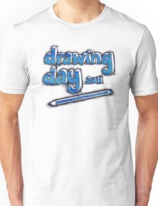 Drawing Day Tee 2 Unisex T-Shirt