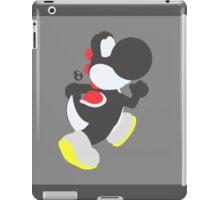 Yoshi (Black) - Super Smash Bros. iPad Case/Skin