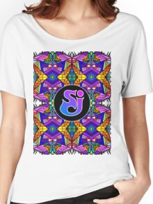 String Cheese Incident - Trippy Pattern 4 Women's Relaxed Fit T-Shirt