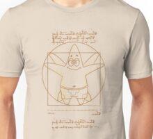 Vitruvian Starfish Unisex T-Shirt