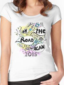 OTRA 2015 Women's Fitted Scoop T-Shirt