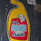 Get Fame Quick? by LJ_©BlaKbird Photography
