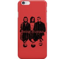 A Vampire, a Ghost and a Werewolf. 1st Generation iPhone Case/Skin