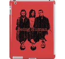 A Vampire, a Ghost and a Werewolf. 1st Generation iPad Case/Skin