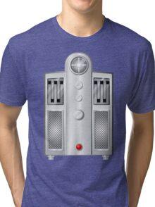 Cyberman Chest Unit (Invasion) Tri-blend T-Shirt