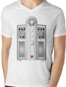 Cyberman Chest Unit (Invasion) Mens V-Neck T-Shirt