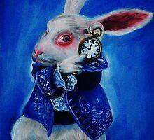 White Rabbit by HannahVarela