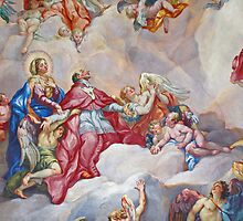 Fresco's by Lee d'Entremont