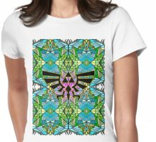 Hylian Royal Crest - Legend Of Zelda - Pattern Womens Fitted T-Shirt