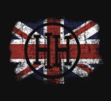 HH Union Jack One Piece - Short Sleeve