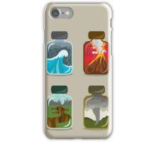 Elemental Bottles iPhone Case/Skin