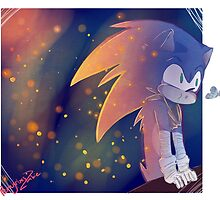 Sonic and the butterfly by PZombs