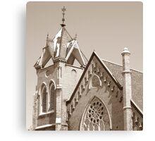Divine Architect Canvas Print