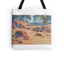 In High Camp, rural Victoria Tote Bag