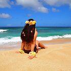Polynesian Goddess by Lesley Ortiz