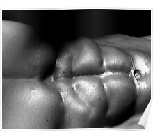 6 Pack from the 1970's Poster