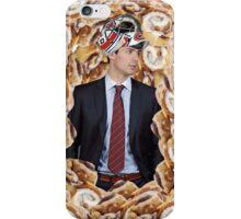 Carey Price, Actual Cinnamon Roll iPhone Case/Skin