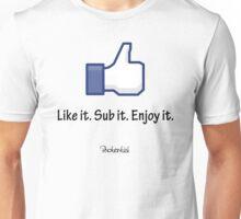 Photential Facebook Unisex T-Shirt
