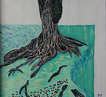 Kapok Tree 8 March by sandidobe